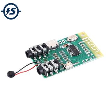 Inalámbrica Bluetooth Audio módulo transceptor de V5.0 KT1025A para micrófono FM U-disco TF tarjeta MP3 WAV FLAC mono música