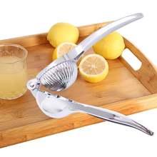 Цинковый сплав ручная соковыжималка для лимона фруктовый апельсин