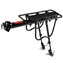 Bike Rack Aluminum Alloy 50KG Luggage Carrier Trunk for Cycling MTB Rear Shelf Bicycle Racks
