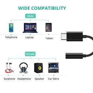 Image 3 - Meizu dac amplificador de fone de ouvido de alta fidelidade tipo c a 3.5mm adaptador de áudio cirrus lógica cs43131 chip 600ou pcm 32bit/384k dsd 128