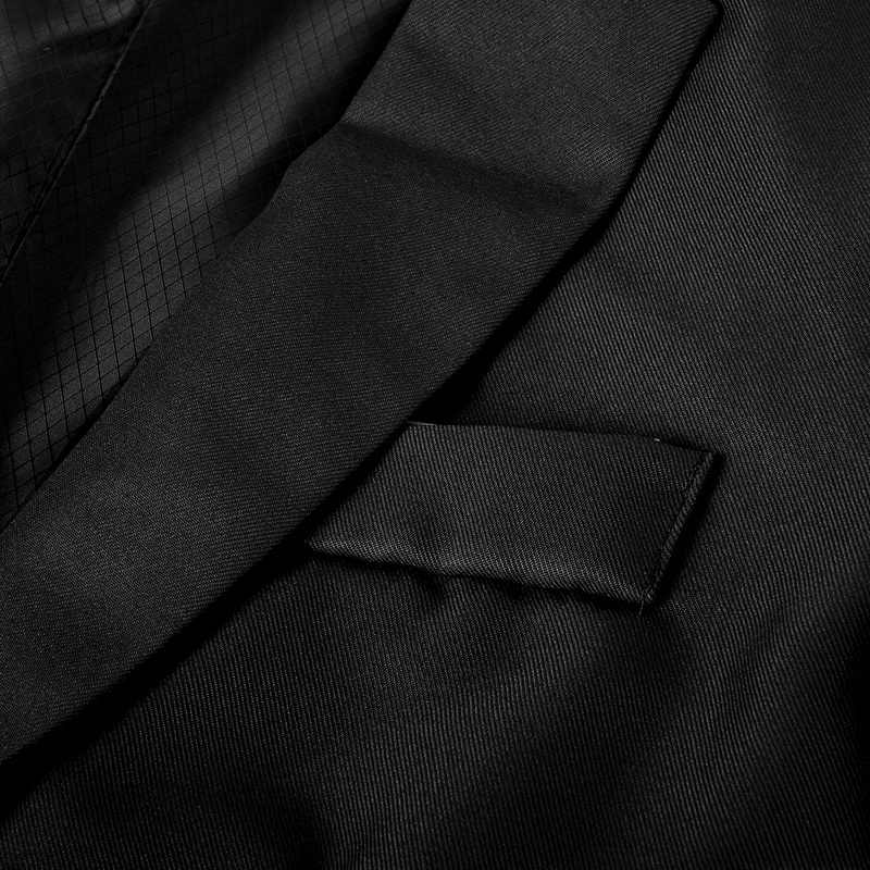Jodimitty 男性スリムフィットオフィスブレザージャケットのファッションメンズスーツジャケットウェディングドレスコートカジュアルビジネス男性スーツ Coat2020