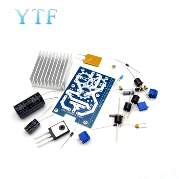 LT1083 Adjustable Power Supply Board High-Power Linear Adjustable Power Module 7A With Self-Recovery Insurance