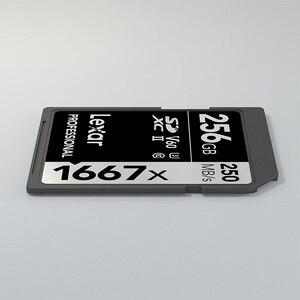 Image 5 - marked cards 메모리 64 기존 lexar sd 카드 150 메가바이트/초 256 gb tarjeta carte sd 32 gb 64 gb UHS II u3 메모리 카드 (3d 4 k 디지털 카메라 무료 배송) memory storage 카드 메모리
