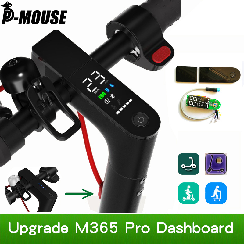 Upgrade M365 Pro Dashboard For Xiaomi M365 Scooter BlueTooth Circuit Board For Xiaomi M365 Pro Scooter M365 Accessories