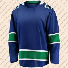 Brock Boeser Sam Gagner Derek Dorsett Bo Horvat Brandon Sutter Brendan Gaunce Tanev Elias Pettersson Vancouver Hockey Jersey