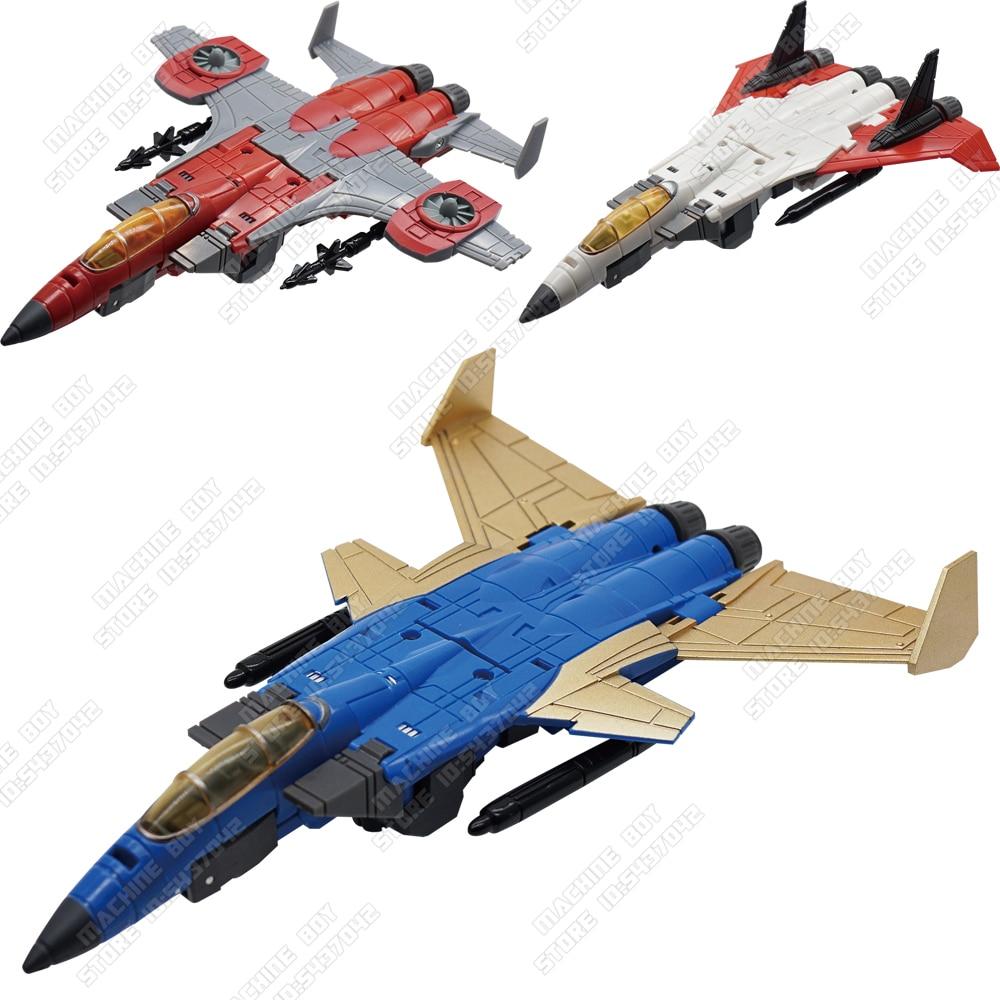 Plane Mode Team Transformation G1 Tree Tip-Head Storm Flighter Action Figure