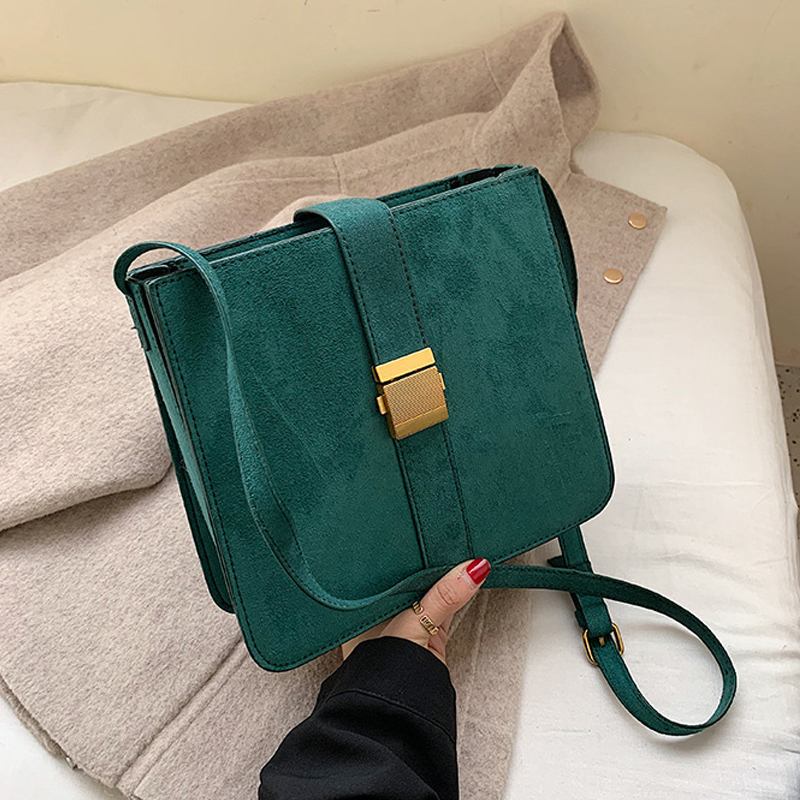 Vintage Fashion Female Tote Bag 2019 Fashion New Quality Matte PU Leather Women's Designer Handbag Casual Shoulder Messenger Bag