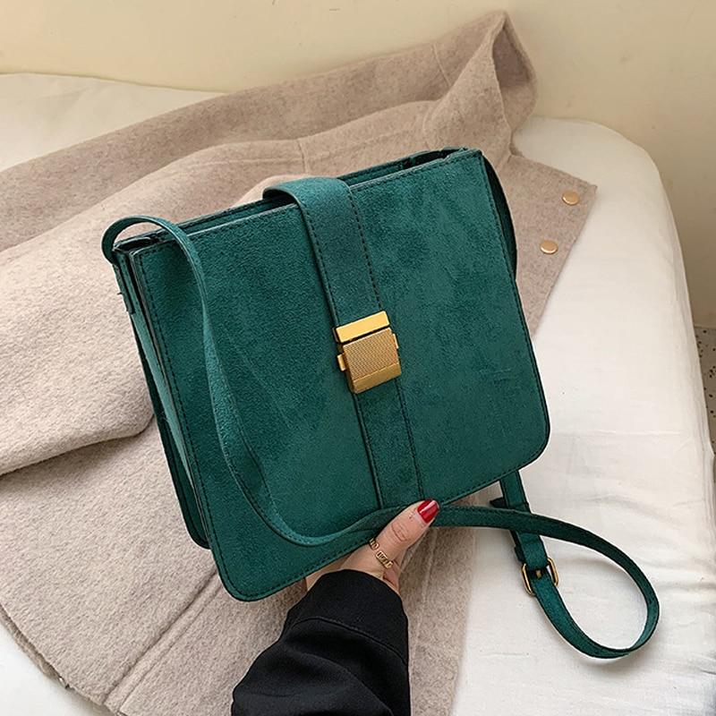 Vintage Fashion Female Tote Bag 2019 Fashion New Quality Matte PU Leather Women's Designer Handbag Casual Shoulder Messenger Bag