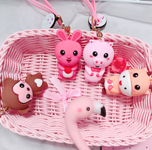 A very Popular Key Chain In 2020, A Cute Small Animal Keyring, Which Represents The Chinese Zodiac Keychains, 51mm 2 collection curio rare chinese fengshui small bronze exquisite animal 12 zodiac year dragon pendant statue statuary 31g