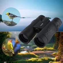 Водостойкий бинокль 10x42 телескоп HD складной бинокль для наружного наблюдения за птицами путешествия Stargazing концерты