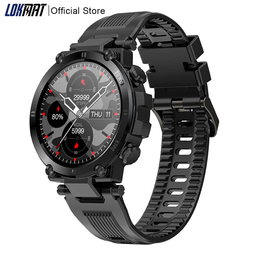 "New 1.3""HD Full Touch Screen Smart Watch Man 2020 Bluetooth IP68 Waterproof Heart Rate Sport smartwatch Women For Android IOS|Smart Watches|   - AliExpress"