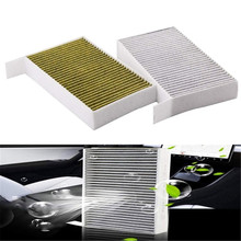 Car Cabin Air Filter Replacement with Activated Carbon Car Air Conditioning Filter for Tesla Model 3 2017 2018 2019 air filter cabin filter 2pcs for geely atlas nl 3 1 8t 1 8at 2 0mt 2 4at multiple filtering car filter oem 2032007600 8022003800