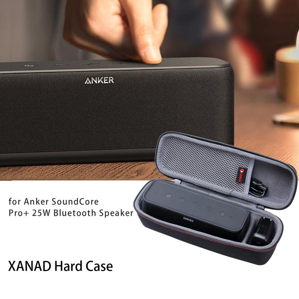 XANAD EVA Hard Case For Anker SoundCore Pro + 25W Bluetooth Speaker