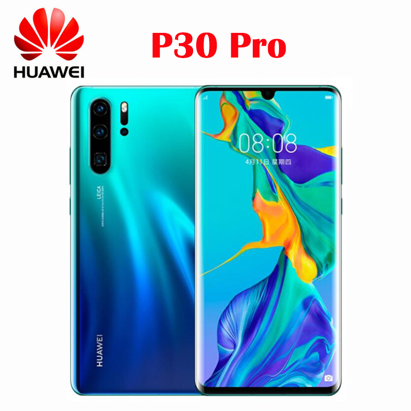 Original New Official Huawei P30 Pro Smartphone Kirin 980 2.6GHz Android 9.1 6.47'' OLED 2340X1080P 4 Cameras 40MP IP68 NFC|Cellphones| - AliExpress
