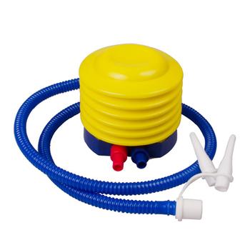 Zewnętrzna przenośna pompa balonowa pompka pneumatyczna pompka do basenu Inflator narzędzie do kółka do pływania pompa do łodzi pływackiej tanie i dobre opinie TONQUU WOMEN