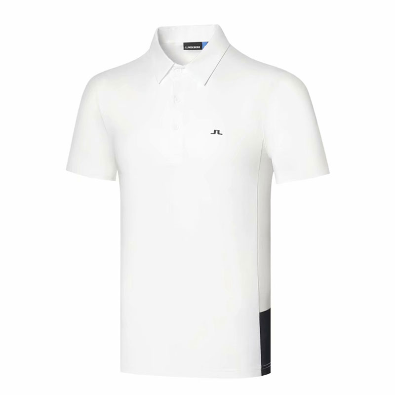 Hommes nouveau T-shirt de Golf à manches courtes 3 couleurs Sport Golf vêtements S-XXL dans le choix respirant loisirs Sport Golf chemise - 2