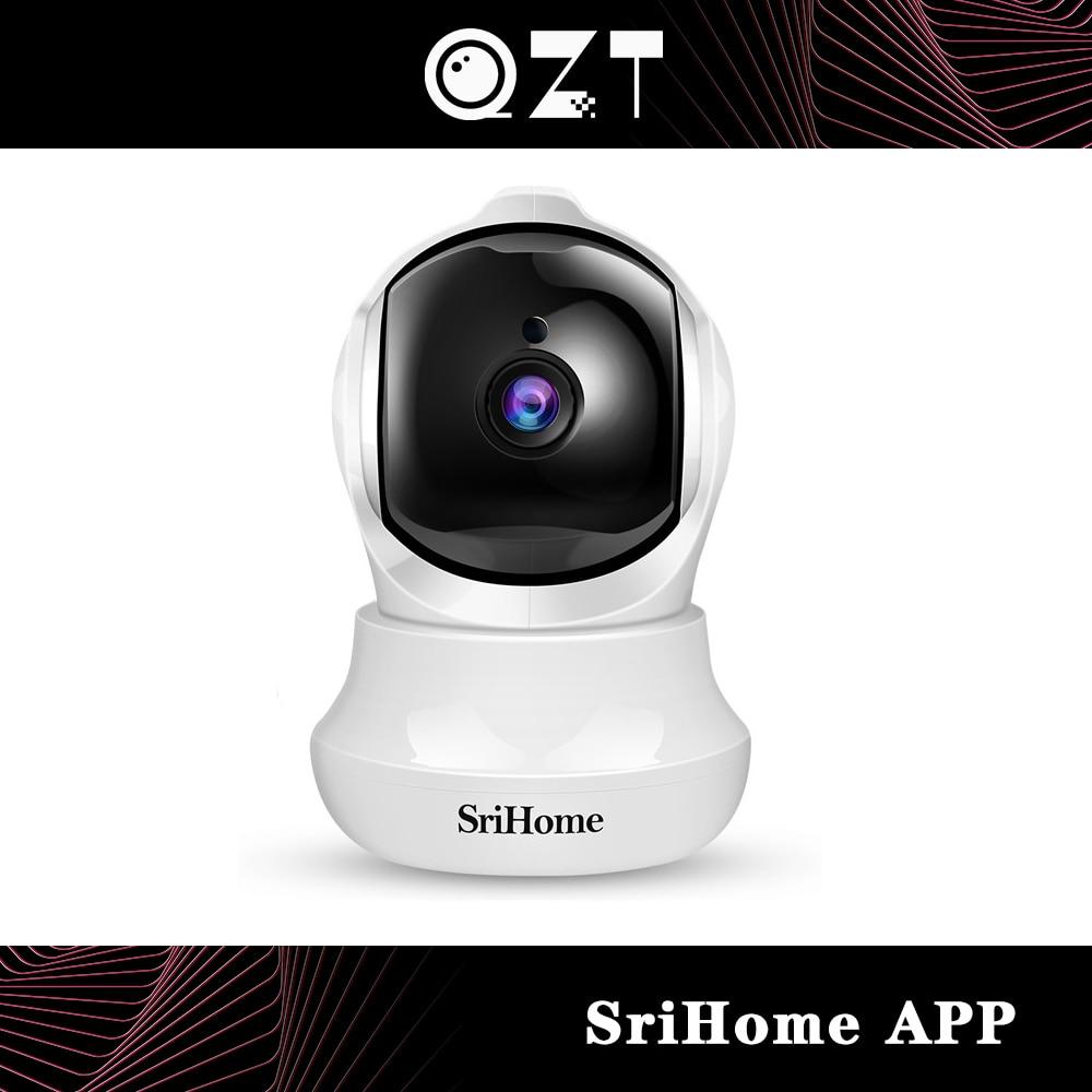 QZT WIFI Surveillance CCTV Camera 1080P Wireless Baby Monitor Indoor Infrared Night Vision Camera IP WIFI Security Camera 1080P