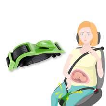 Mulher grávida cinto de segurança de condução cinto de segurança para a proteção do bebê por nascer conforto e segurança para as mães grávidas barriga