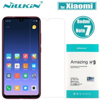 Xiaomi Redmi Note 7 Tempered Glass Nillkin Amazing H+Pro 0.2MM 2.5D Screen Protector Glass for Redmi Note 7 Pro 7S Note7
