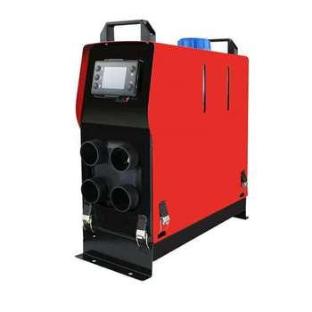 цена на 5KW Four-hole Car Heater Air Diesel 4 Holes Engine Parking Heater Intelligent Car Parking Fuel Air Heater For Car Truck