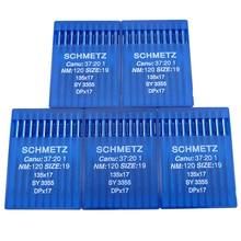 # DPX17 50 adet Schmetz 135X17 DPX17 SY3355 endüstriyel dikiş makine iğneleri Brother B220, B430, B431, b432, B797, B798