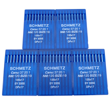 # Dpx17 50 pçs schmetz 135x17 dpx17 sy3355 agulhas de máquina de costura industrial apto para o irmão b220, b430, b431, b432, b797, b798
