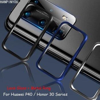Перейти на Алиэкспресс и купить Защитная пленка из закаленного стекла для Huawei P40 Honor 30 30S Play 4T Pro