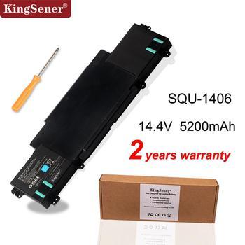 KingSener 14.4V 74.88WH SQU-1406 Laptop Battery For ThundeRobot 911-E1 911-S1 911-T2A 911-S2B 911-T1 911M 911GT Chimera CX-9 фото