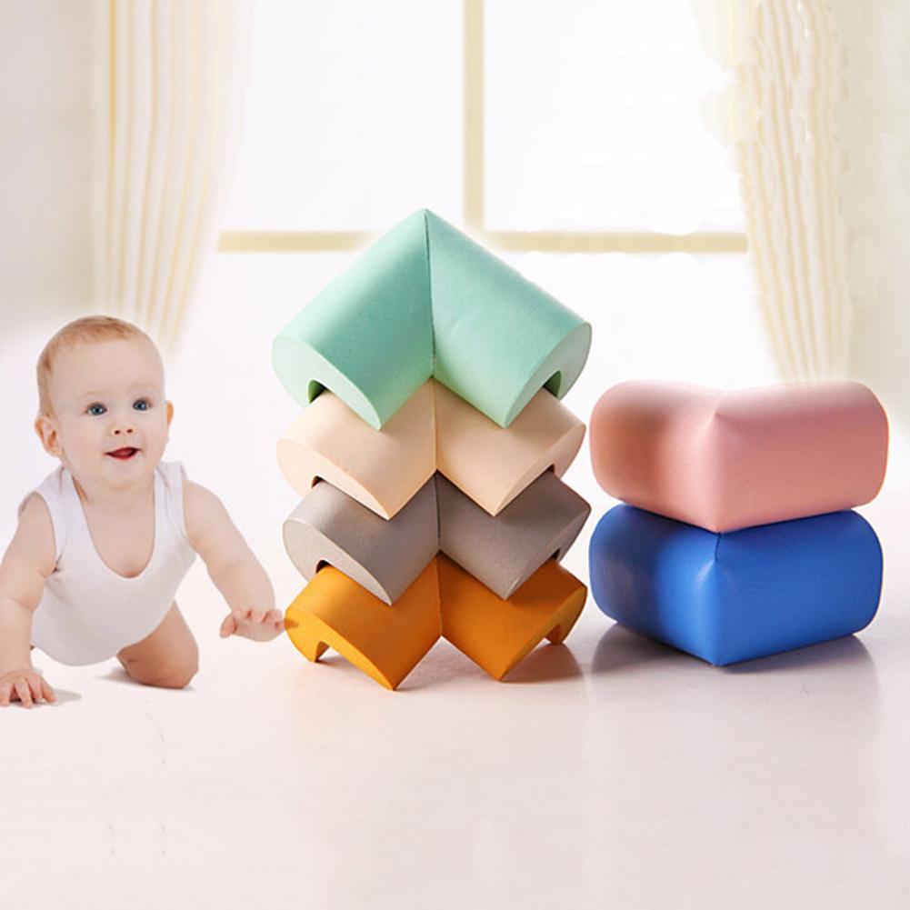 Kids Baby Desk Corner Protection Soft Thicken Rubber Table Desk Corner Protection Safety Baby Furniture Edge Cover Guard