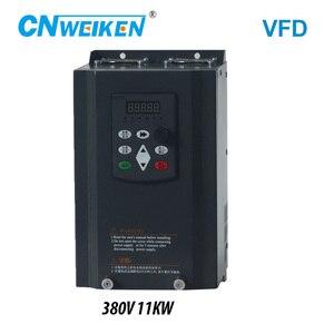Image 1 - Преобразователь частоты для двигателя 380 В 11 кВт 3 фазный вход и три выхода 50 Гц/60 Гц привод переменного тока VFD векторный контроллер