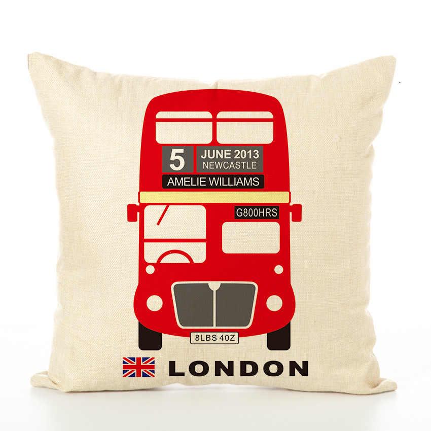 をリビングルームのソファクッション簡潔な自動車枕イングランド枕オフィス枕で動作するように