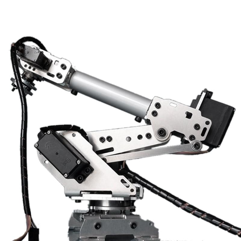 Mechanical Arm Arm 6 Freedom Manipulator Abb Industrial Robot Model Six Axis Robot
