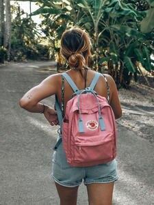 Waterproof Backpack Schoolbag Laptop Travel-Bags Sweden Teenage Classic Women Students
