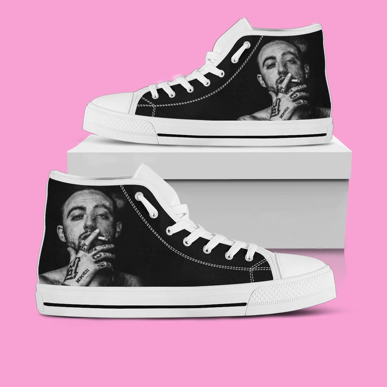 Rip Mac Miller Leisure Canvas Shoes 1