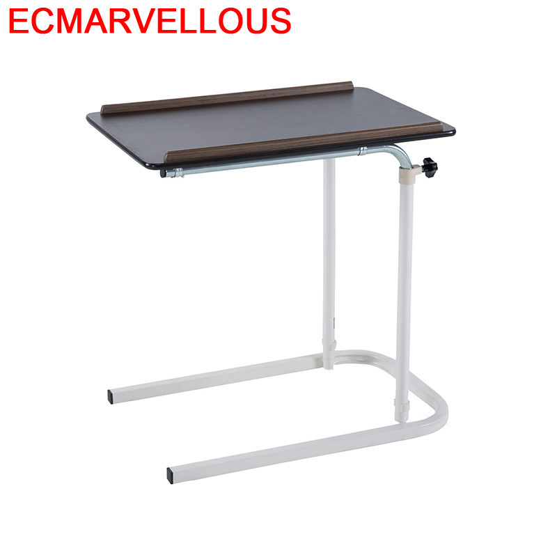 Dobravel Tisch Escritorio Mueble Schreibtisch Mesa Notebook Scrivania Adjustable Bedside Laptop Stand Computer Desk Study Table