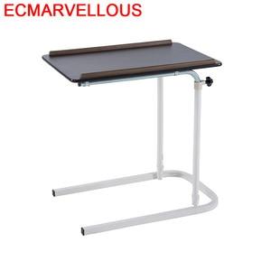 Image 1 - Dobravel Tisch Escritorio Mueble Schreibtisch 메사 노트북 Scrivania 조정 가능한 침대 옆 노트북 스탠드 컴퓨터 책상 학습 테이블