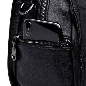 Image 5 - Chaud Vintage cuir glands de luxe sacs à main femmes sacs concepteur sacs à main de haute qualité dames main sacs à bandoulière pour les femmes 2020