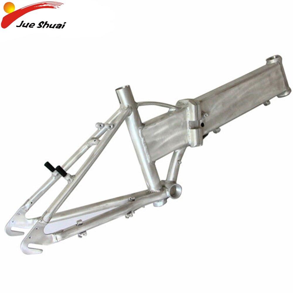 Aluminium Alloy Bicycle Frame Sliver Frame For Mountain Bike Road Bike MTB Parts Accessories Quadro De Bicicleta Free Shipping