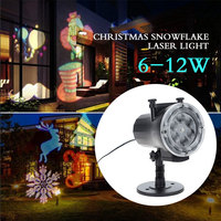 Landscape Lamp LED Christmas Moving Birthday Xmas Plastic Portable Party Outdoor Waterproof Indoor Garden Lawn Lamp
