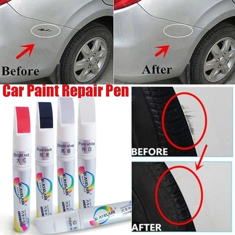 2020 Professional Car Paint Repair Pen Mending Tool Waterproof Touch Up Car Repair Coat Painting Pen Scratch Clear Remover
