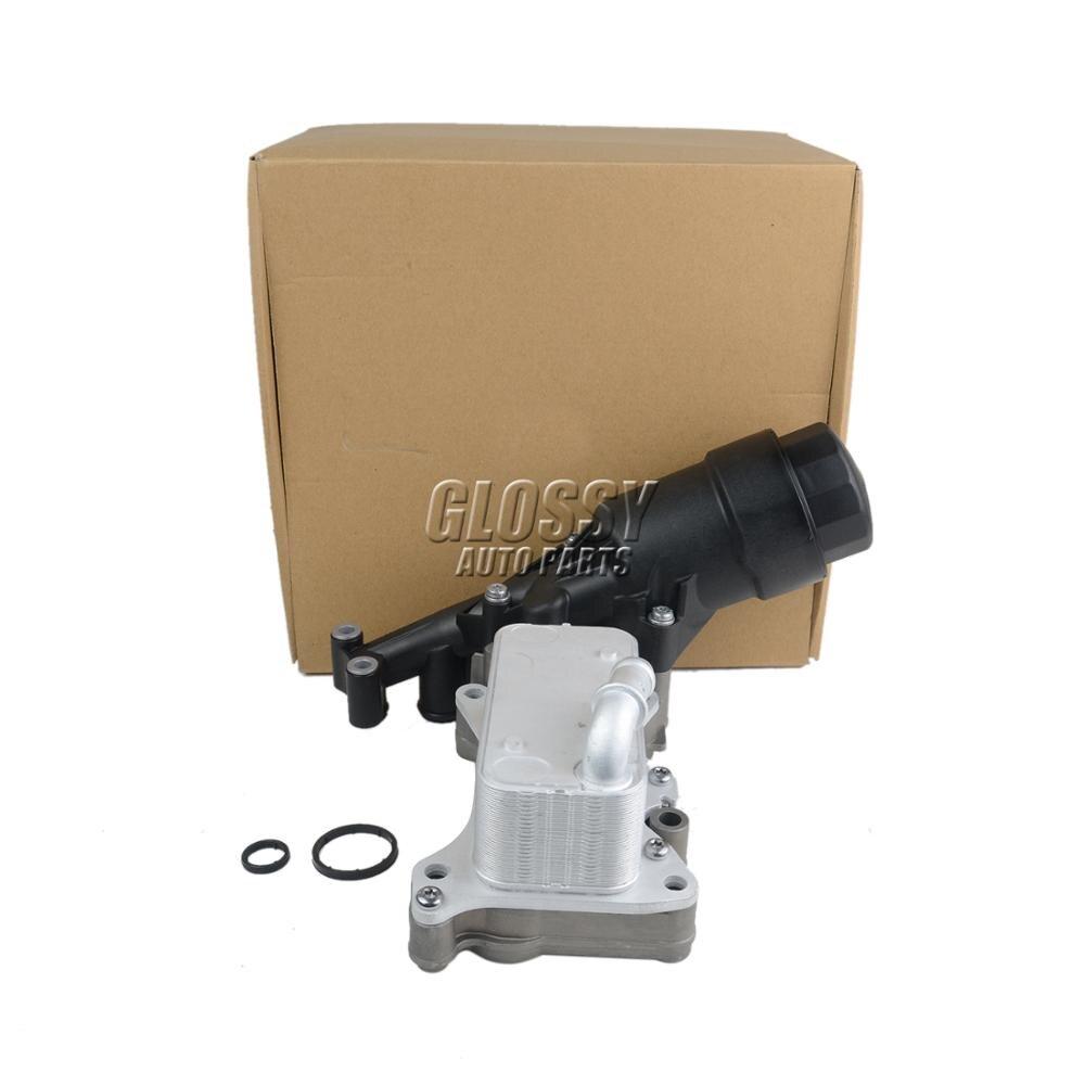 AP02 Öl filter gehäuse kühler montage für MERCEDES W204 W205 C204 S204 S205 C218 X218 W212 6511801310 A6511801310