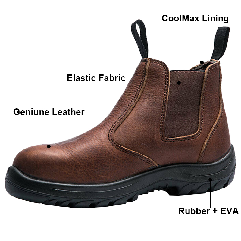 Ankle Boots Male Cowboy Casual Shoes