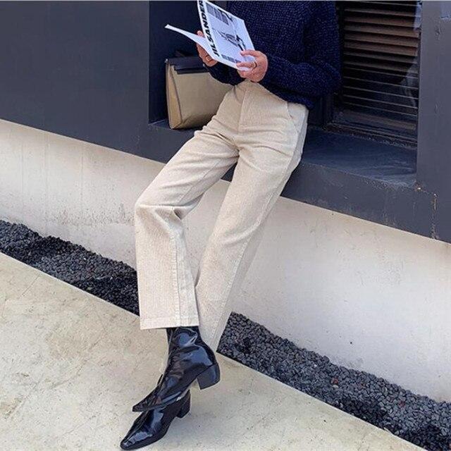 Ladies Work Trousers 4