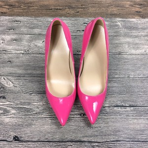2020 New lady high heels shoes exclusive patent brand shoes Ms. 8 cm 10 cm 12 cm female high heels