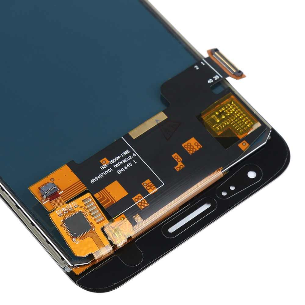 J320f شاشات lcd لسامسونج J3 2016 عرض ل غالاكسي j3 2016 شاشة J320F J320M J320H J320FN محول الأرقام بشاشة تعمل بلمس j320f عرض
