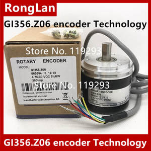 [BELLA] GI356.Z06 Swiss technology INDUSTRIES IVO rotary encoder Technology