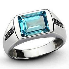 Новинка классическое мужское кольцо в стиле хип хоп с закрепкой