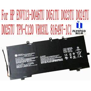 Nova Alta Qualidade 3830mAh Bateria Para HP ENVY13-D046TU VR03XL D051TU D023TU D024TU D025TU TPN-C120 VR03XL 816497-1C1 Laptop