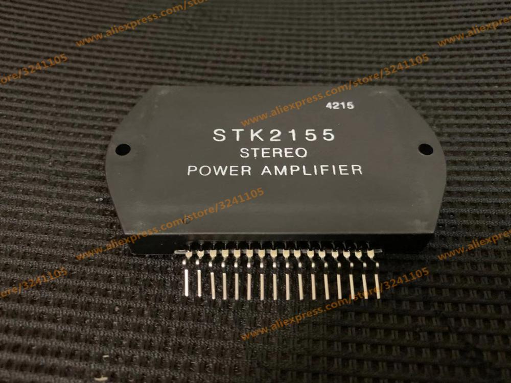 2PCS/LOT STK2155 Audio Module Full Series Thick Film Power Amplifier Module