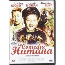 LA COMEDIA HUMANA (DVD) Pelicula Cine Televisión TV